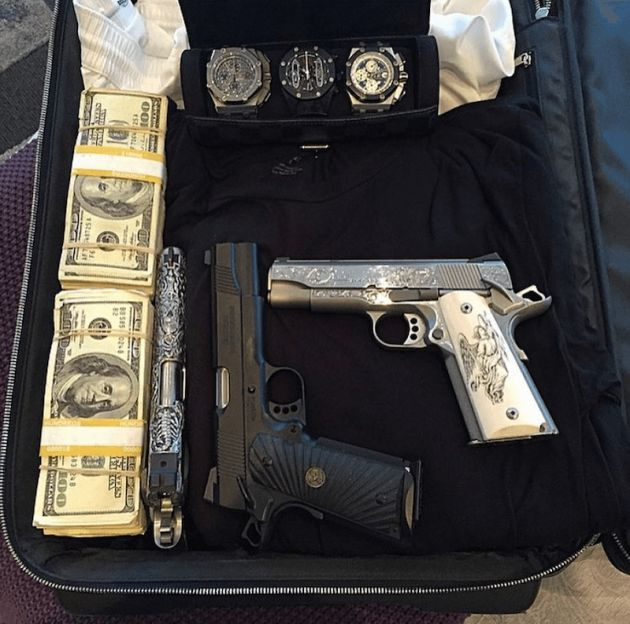 Instagram Photos Of Mexican Drug Lords (29 pics)