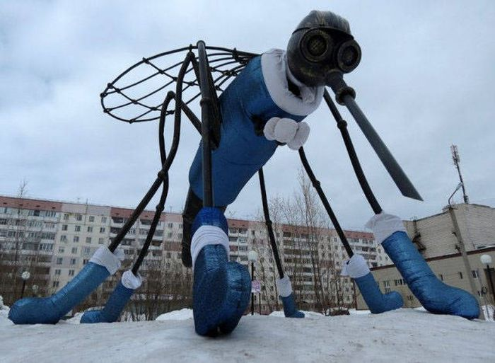 Strange Photos From Russia (38 pics)