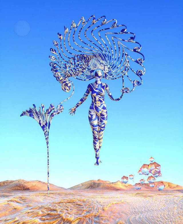Impossible Sculptures (23 pics)