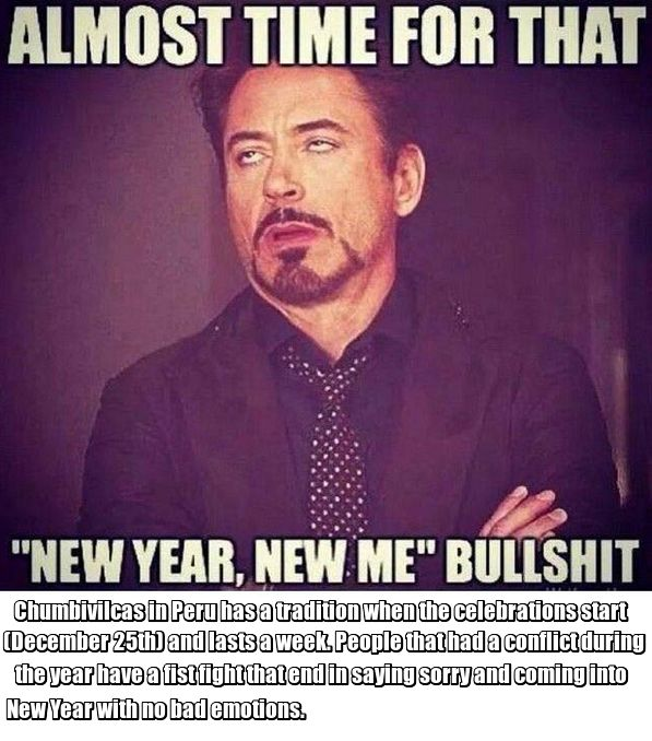 Facts About New Year's Eve (6 pics)