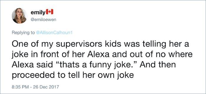 FunnyTweets About Amazon Alexa (14 pics)