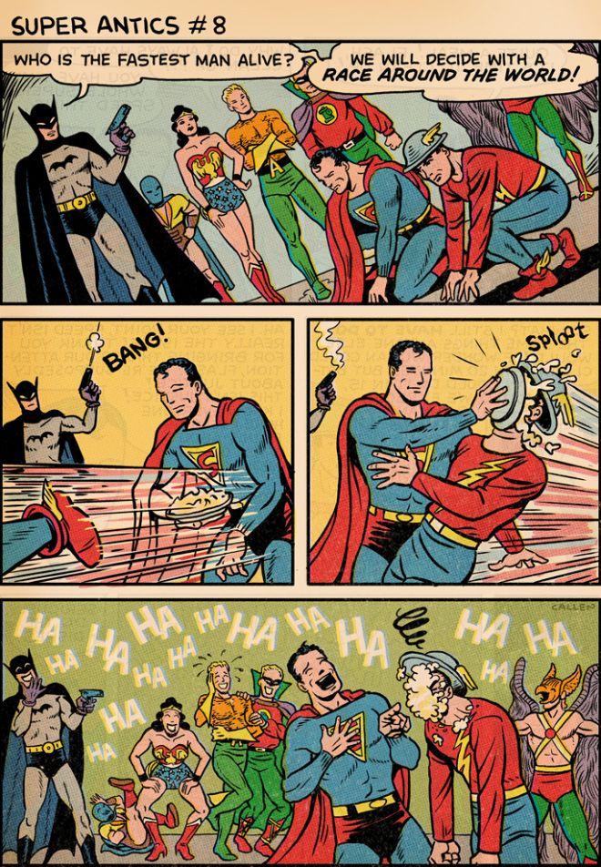 Super Antics by Kerry Callen (12 pics)