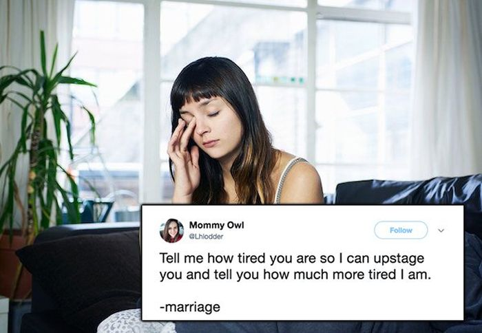 Jokes About Married Life (26 pics)