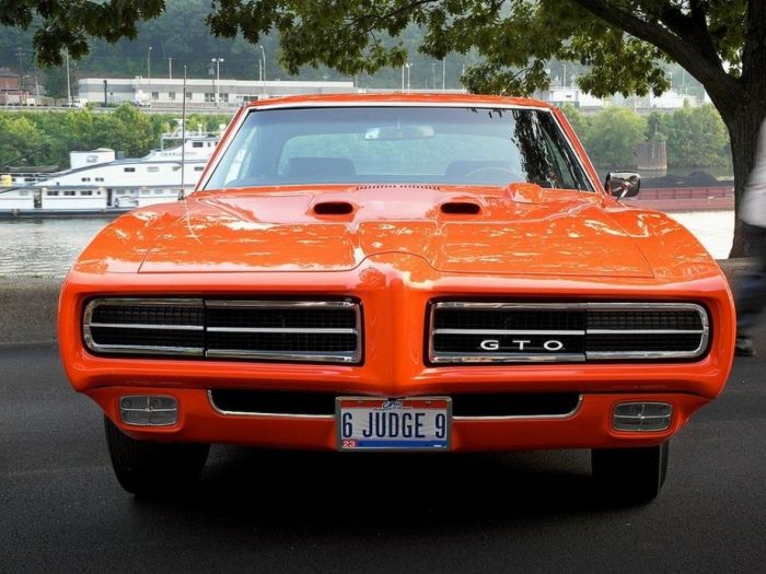 Muscle Cars (40 pics)