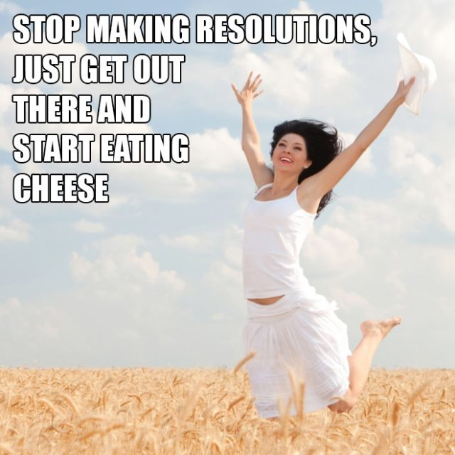 Realistic New Year's Resolutions (15 pics)