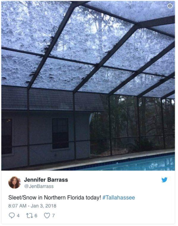 """""""Bomb Cyclone"""" Tweets (28 pics)"""
