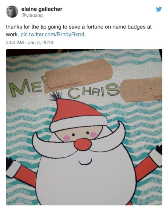 How To Use Old Holiday Cards (14 pics)