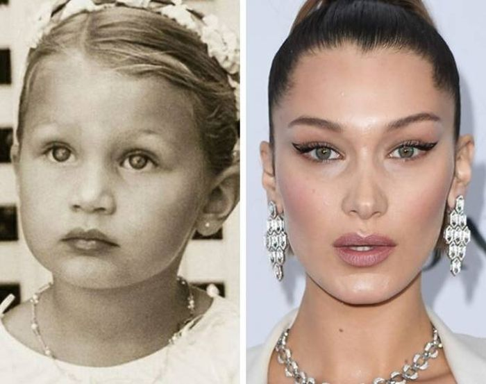 Childhood Pictures Of Celebrities (24 pics)