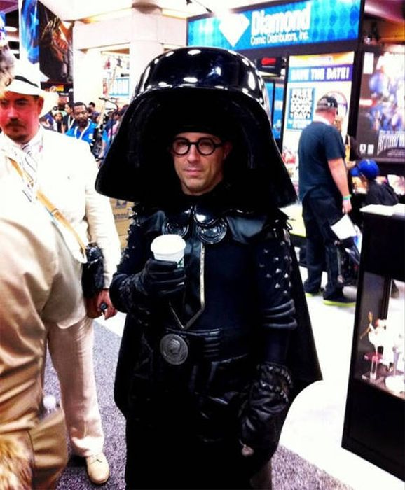 Cool Cosplay. Can You Spot The Real Ones? (45 pics)