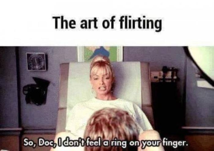 Bad Flirting (32 pics)
