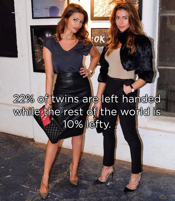 Facts About Twins (17 pics)