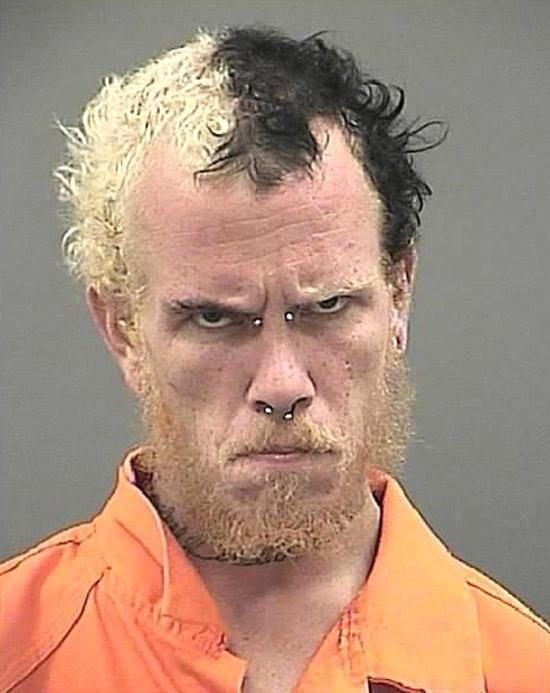 Funny Hair Mugshots (19 pics)