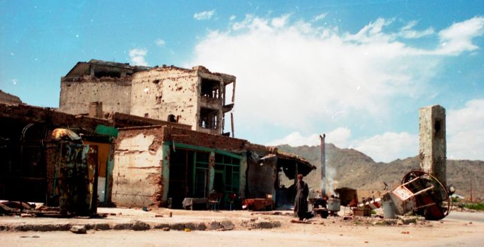 Afghanistan In 1995 (50 pics)