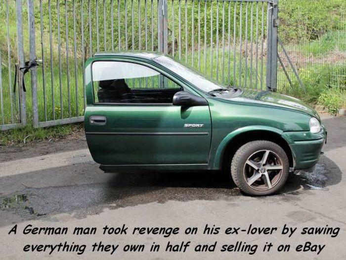 Crazy Exes Revenges (45 pics)