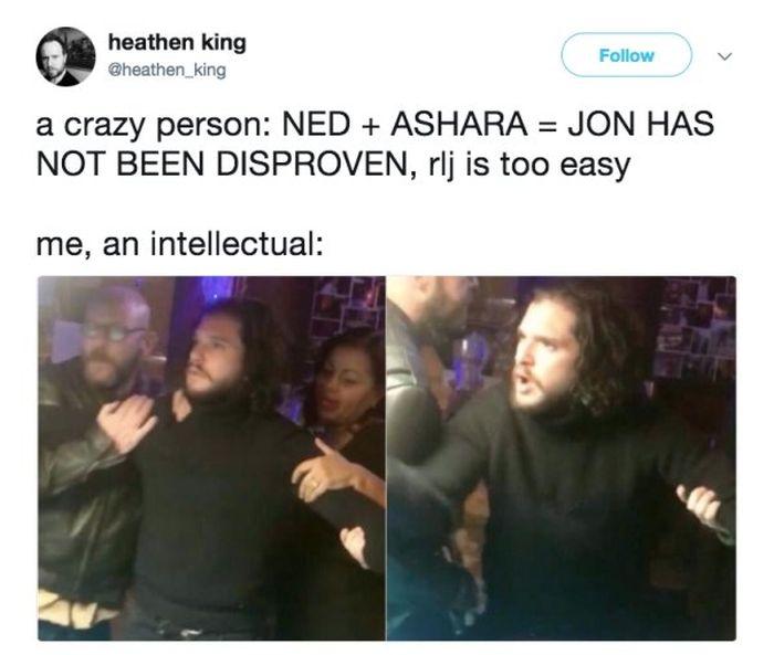 Drunk Jon Snow Meme (10 pics)