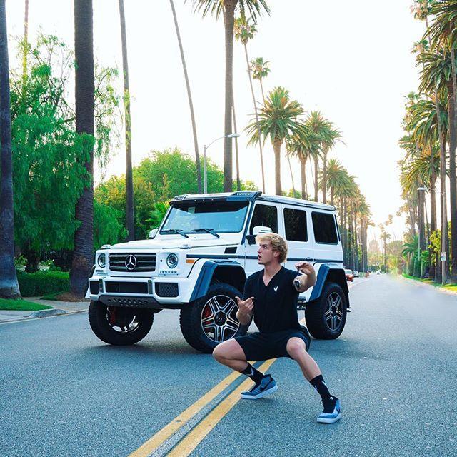 Logan Paul Is A Very Rich YouTube Star (36 pics)