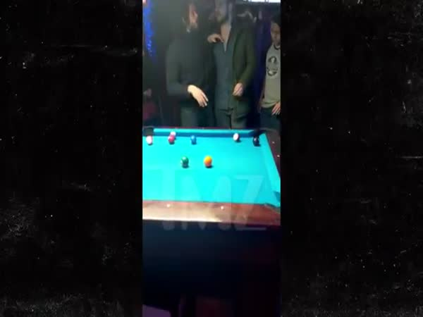 'Game Of Thrones' Star Kit Harington Drunk And Disorderly During Pool Game