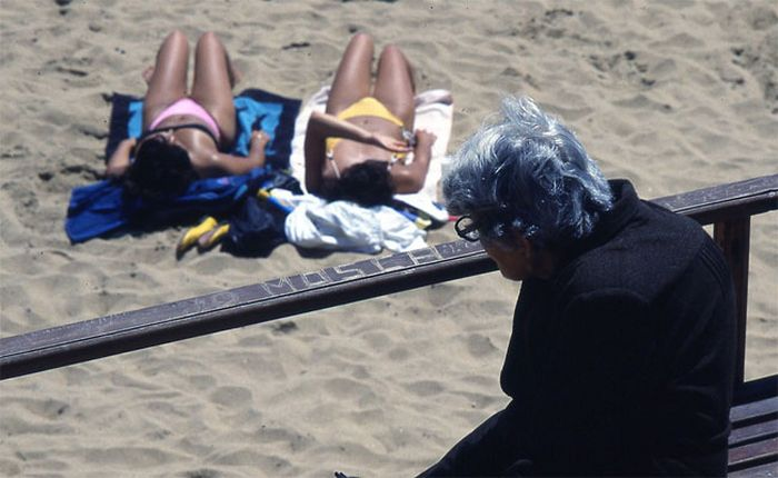 Chilean Beach Life In The 1980s (20 pics)