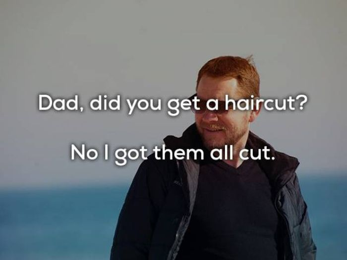 Dad Jokes (20 pics)