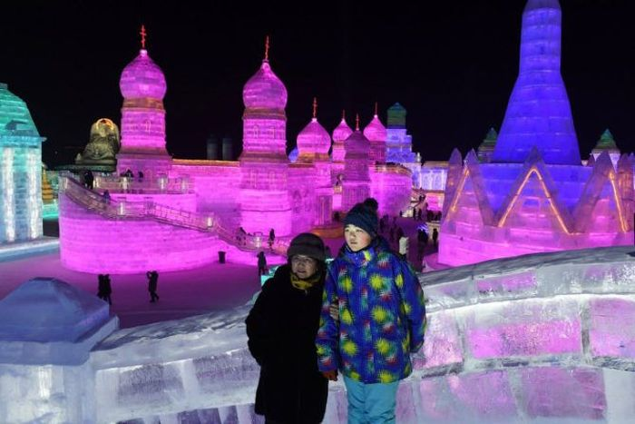 Ice and Snow Festival in Harbin (23 pics)