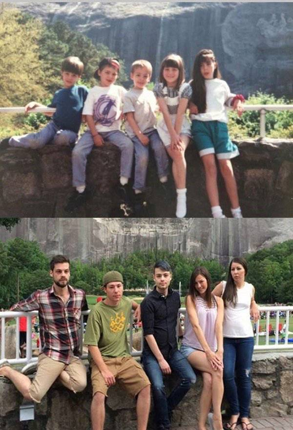 How Time Changes Us (26 pics)