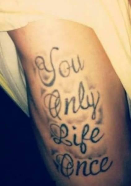 Tattoo Fails (31 pics)