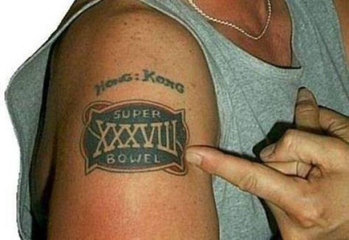 Tattoo Fails (31 pics)