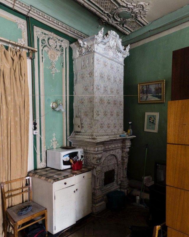 Apartment in petersburg (24 pics)