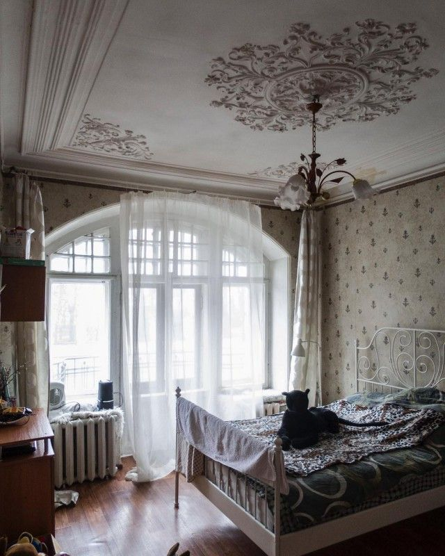 Apartment in petersburg (24 pics)