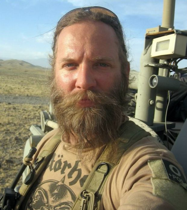 Jason Everman Was Kicked Out Of Nirvana And Soundgarden, Became US Army Special Forces And Columbia University Philosophy Graduate (2 pics)