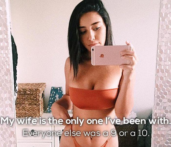 Hot Girls And Jokes (16 pics)