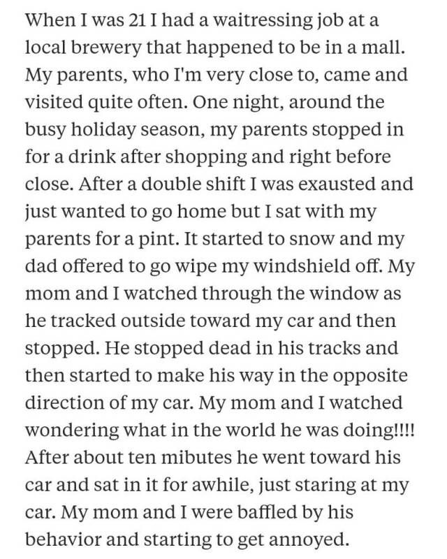 Some Stories Are Creepier Than The Others (7 pics)