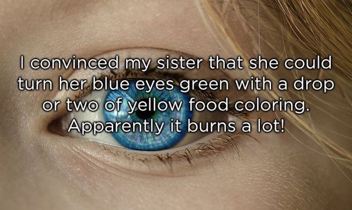 Sibling Stories (17 pics)