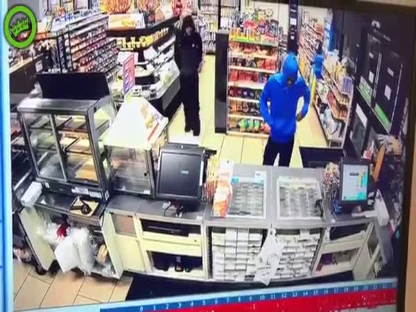 Robbery Gone Totally Wrong