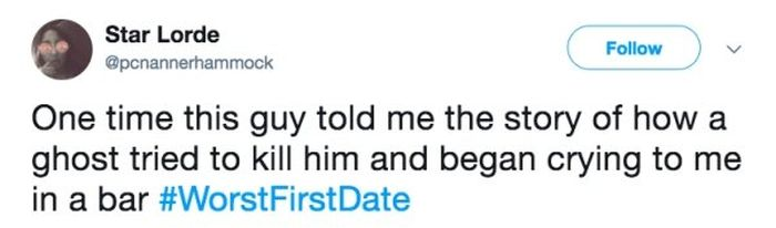 Worst First Date Stories (19 pics)