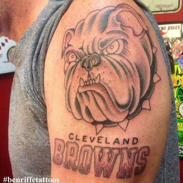 NFL Tattoos (24 pics)