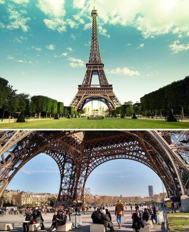 How Popular Travel Destination Photos Should Really Look Like (25 pics)