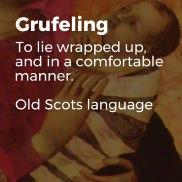 Awesome Old English Words (20 pics)