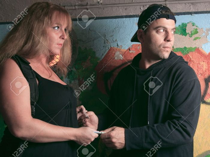 Drug Dealers In Stock Photos (15 pics)