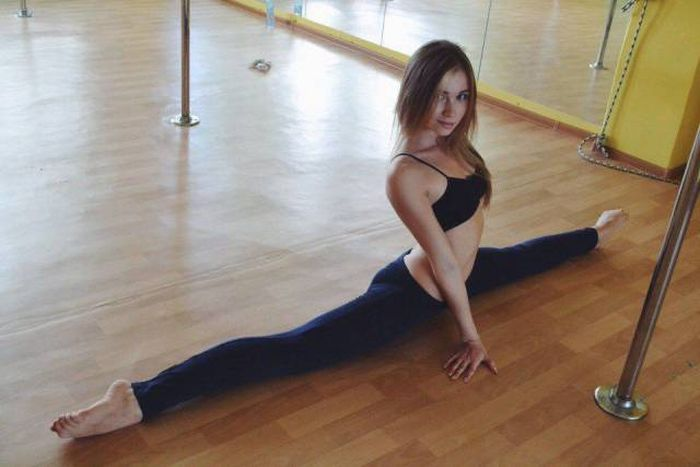 Hot Flexible Girls (40 pics)