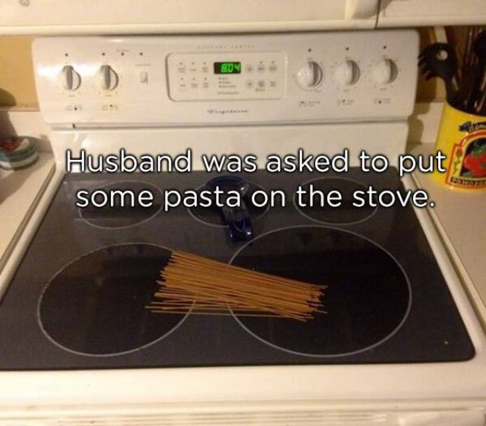 This Is What Husbands Are All About (21 pics)