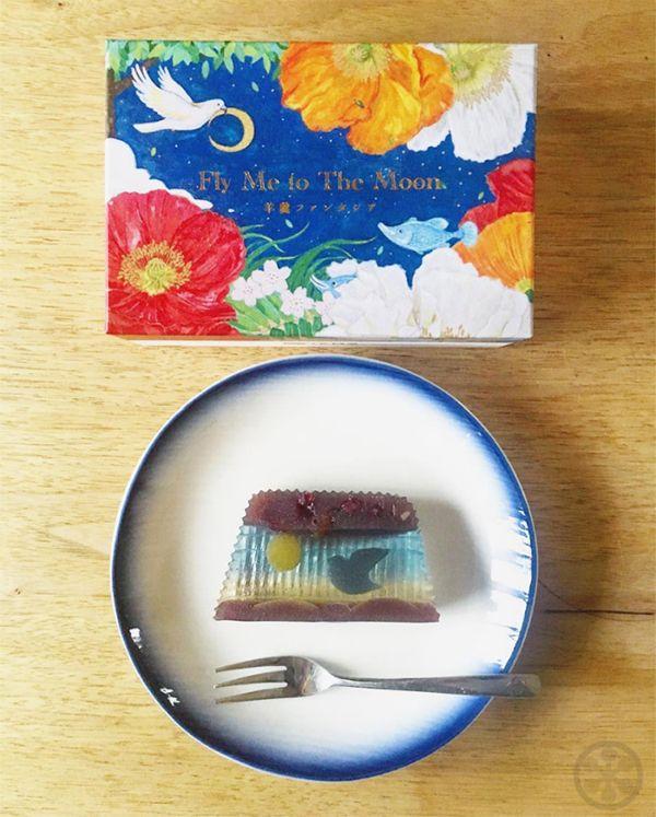 Creative Japanese Desserts (7 pics)