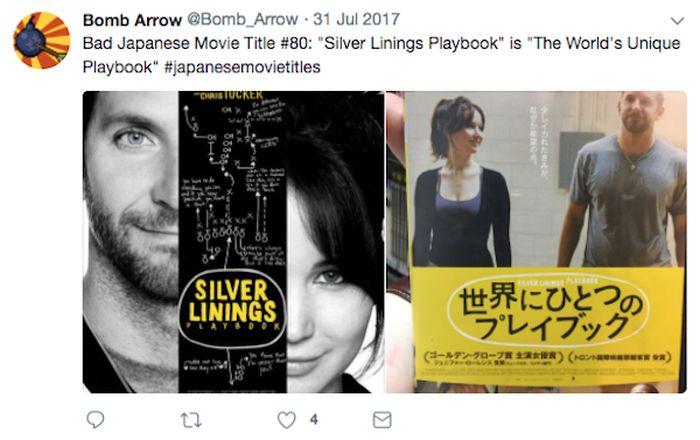 Funny Japanese Movie Names (18 pics)