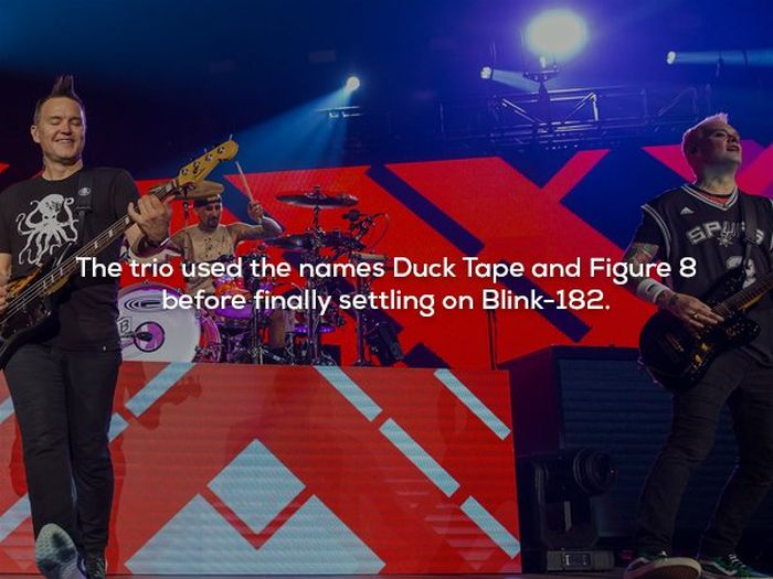 Blink-182 Facts (22 pics)
