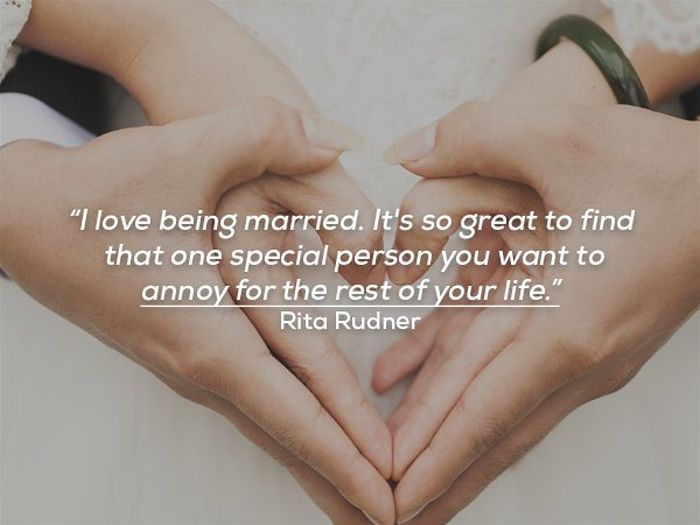 Funny Quotes About Marriage (17 pics)