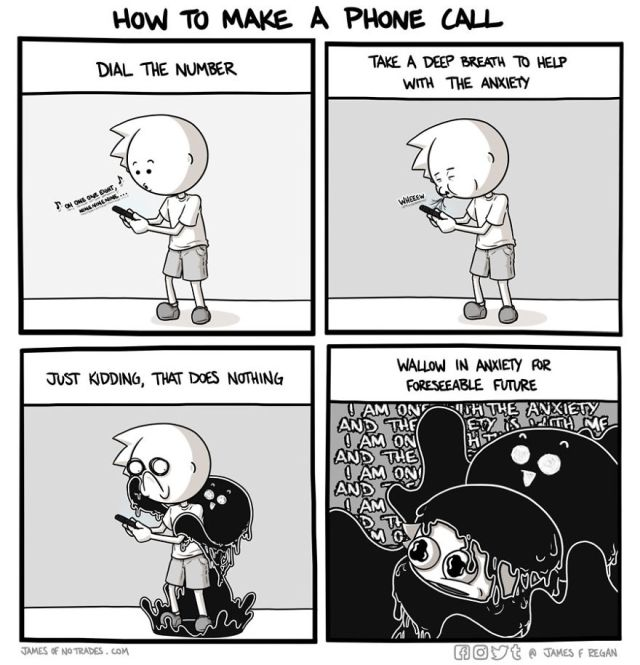 How To Make It Through Life (30 pics)