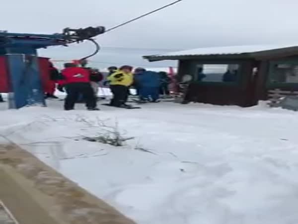 When You Take The Boys Snowboarding