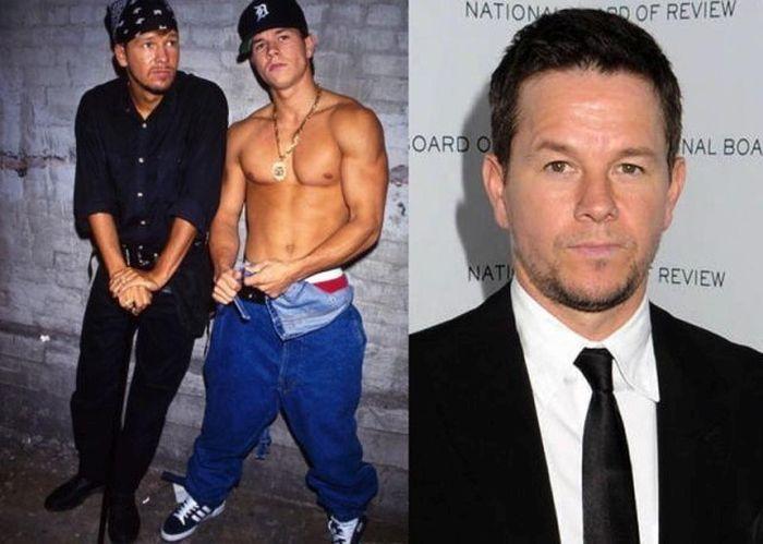 Celebrities Today vs The 1990s (20 pics)