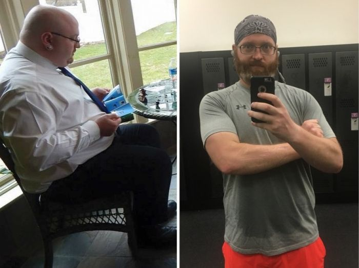 Guys Who Lost Weight (23 pics)