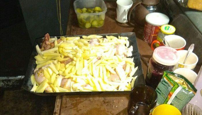 How Real Men Cook (6 pics)
